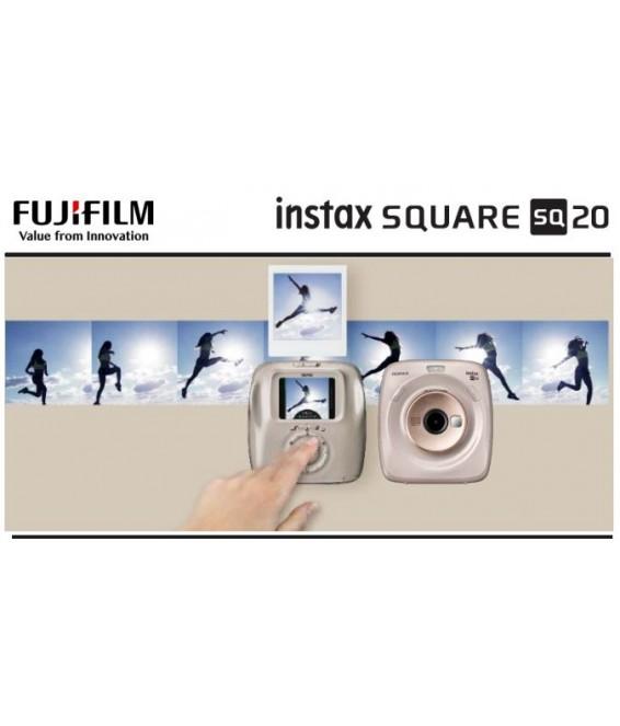FUJI instax square SQ20 noir