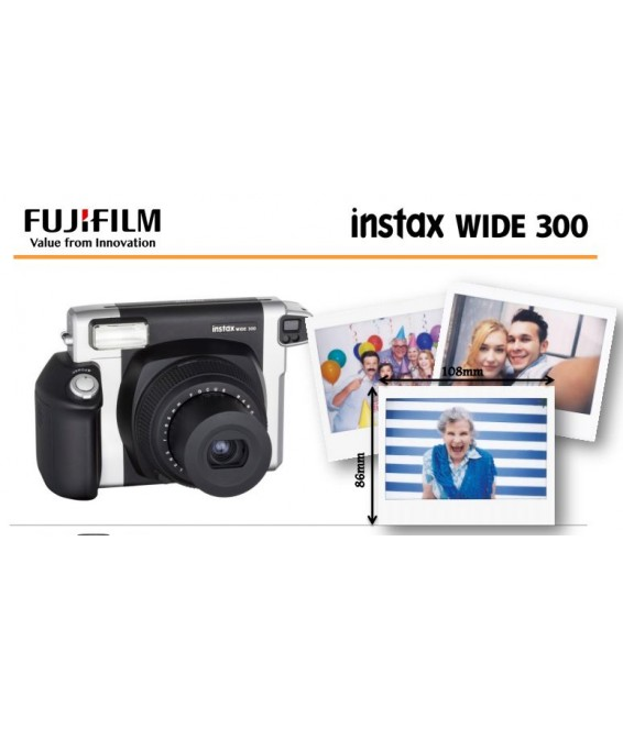 FUJI instax 300 wide